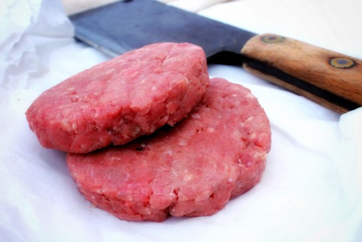 100% Pure Piedmontese Steak Burger ~ LOW FAT