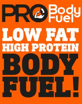 Pro Body Fuel Promo