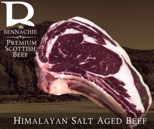 Prime Rib Steak Extra Mature Scottish