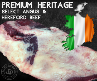 Irish Angus / Hereford Briskets