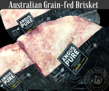 Australian ~ Angus Pure Brisket