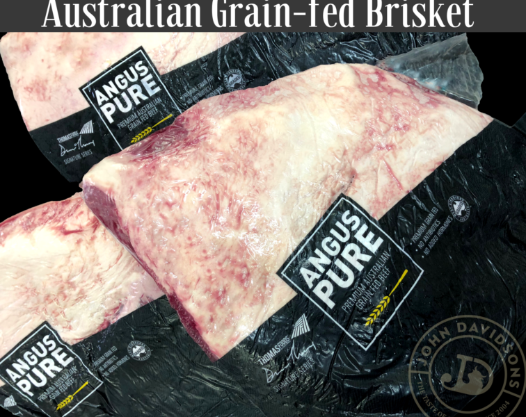Australian ~ Angus Pure Brisket