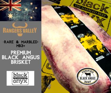 Australian Black Onyx Brisket