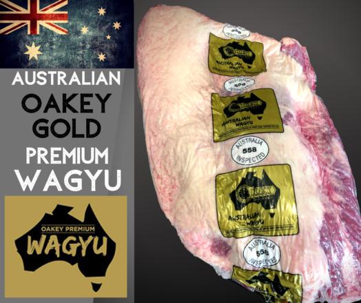 Australian Okey Gold Wagyu Brisket