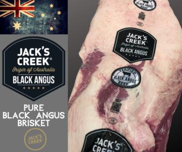 Australian Jacks Creek Brisket