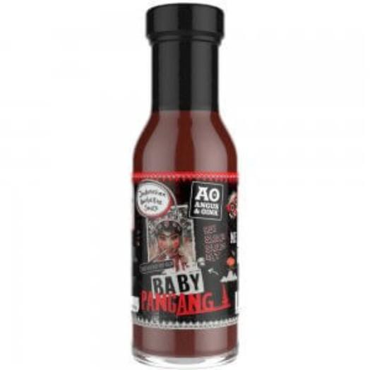 Indonesian Barbecue Sauce Baby Pangang