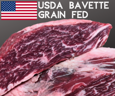 USDA Bavette Steak