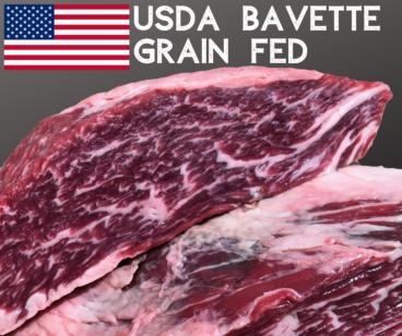 USDA Bavette Steak