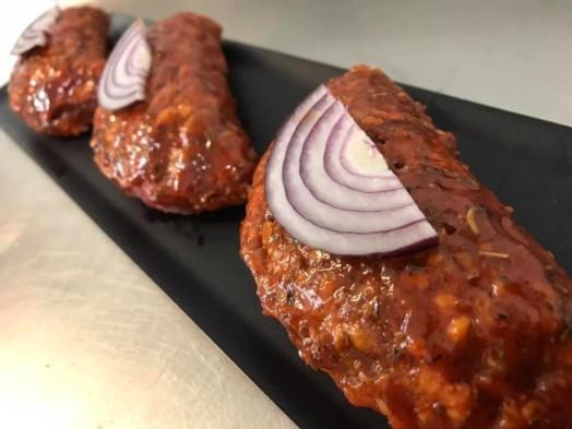 Beef Calzone