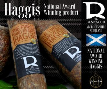 The Bennachie Haggis