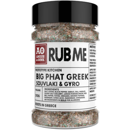 Big Phat Greek