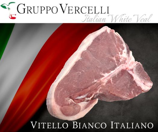 Bistecca Florentina Vitello ~ Italian White Veal Porterhouse