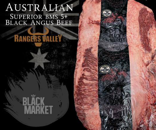 Australian Black Market Brisket BMS 5+