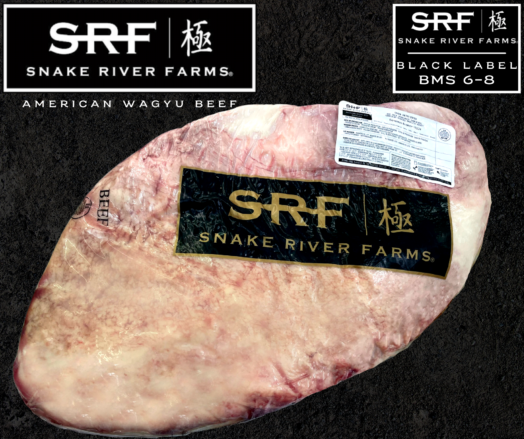 Brisket Snake River Farms Wagyu Black Label