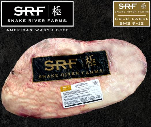 Brisket Snake River Farms Wagyu Gold Label