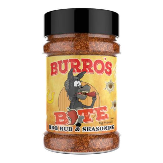 Burros Bite BBQ Rub and Seasoning