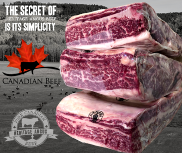 Short Ribs Canadian Angus