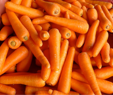 Carrots Clean