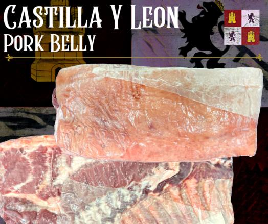 Castilla Y Leon Pork Belly
