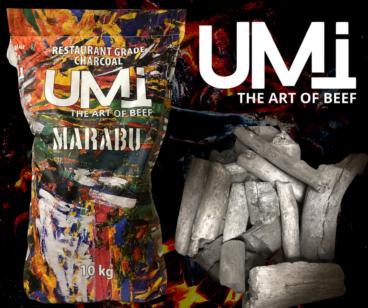 Charcoal UMI Marabu