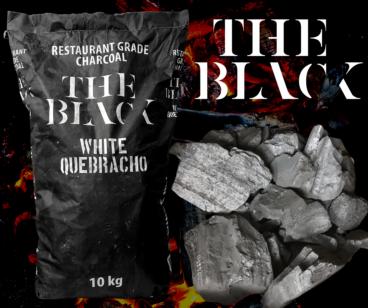 Charcoal White Quebracho