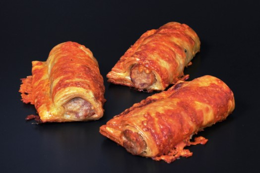Cheesy Sausage Roll