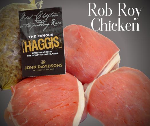 Chicken Rob Roy