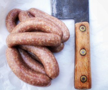 Chicken Sausage ~ LOW FAT