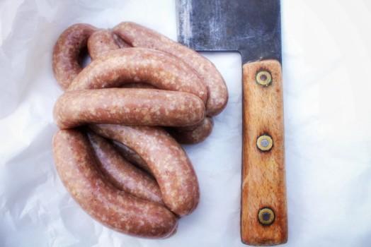 Chicken Sausage ~ LOW FAT