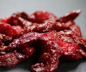 Chicken Strips Char Siu - LOW FAT
