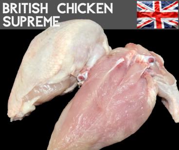 Chicken Supremes