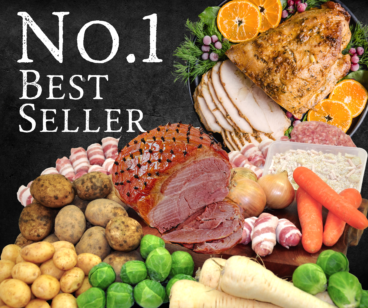 Christmas Hamper 'Boneless Turkey Roast' Meal Deal Special