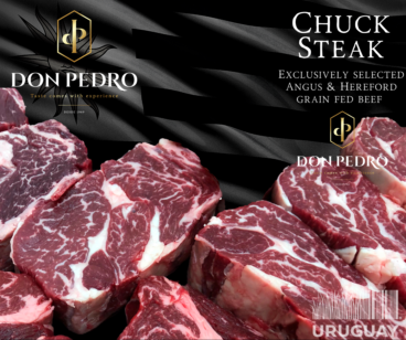 Chuck Steak Don Pedro
