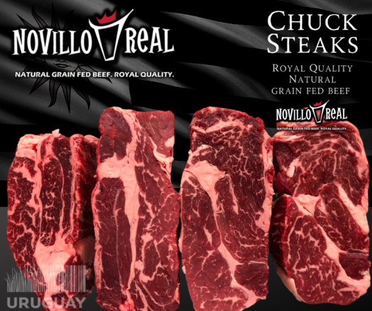 Chuck Steak Novillo Real