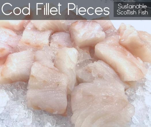 Cod Fillet pieces