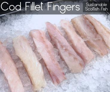 Cod Fingers