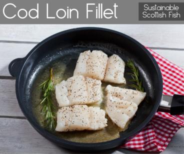 Cod Loin Fillet