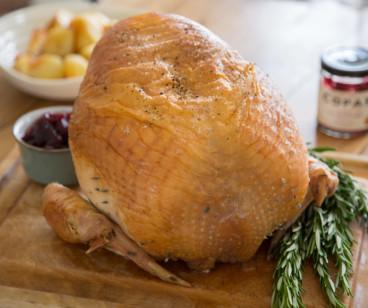Deluxe - Copas Bronze Free-Range Turkey CROWNED