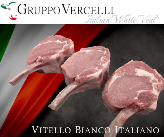 Cotoletta Vitello ~ Italian White Veal Cutlet
