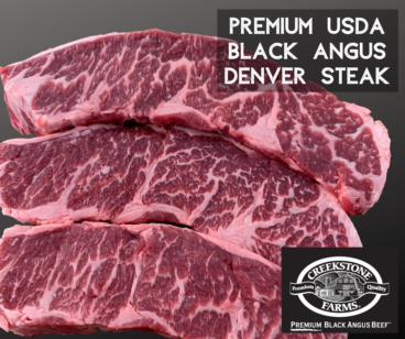 Creekstone Denver Steaks