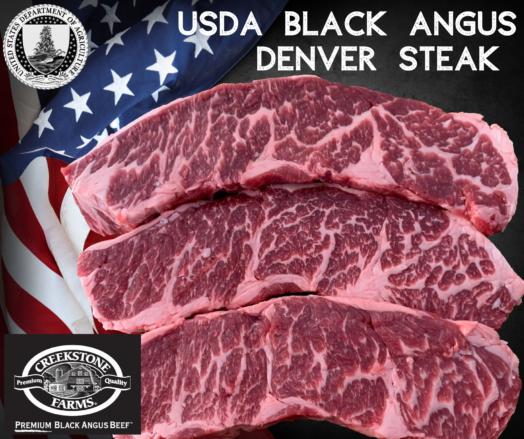 Denver Steak Creekstone