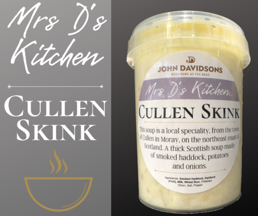Cullen Skink Soup