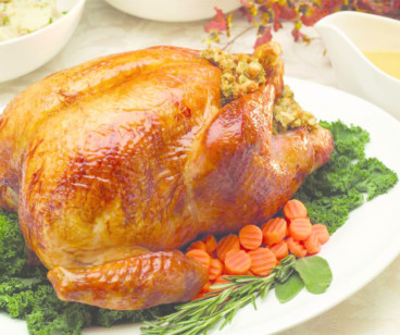 Davidsons White Free-Range Turkey