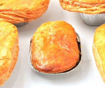 Steak Pie Small