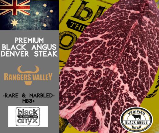 Denver Steak Black Onyx