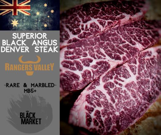 Denver Steak Black Market