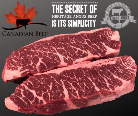 Denver Steak Canadian
