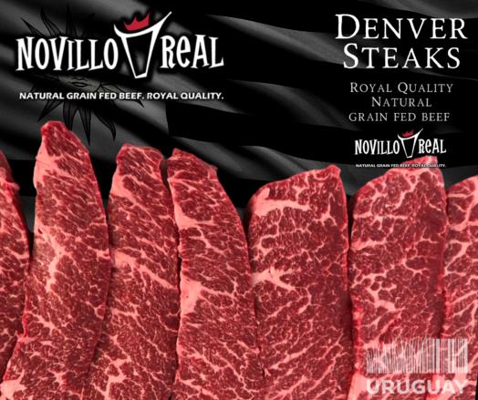 Denver Steak Novillo Royal
