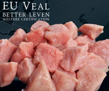 Veal Diced chunks
