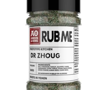 Dr Zhoug Seasoning